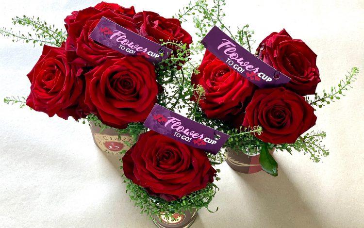 Bald ist Valentinstag